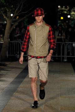 WHIZ LIMITED 2012 spring & summer collection look 10