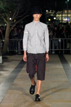 WHIZ LIMITED 2012 spring & summer collection look 11