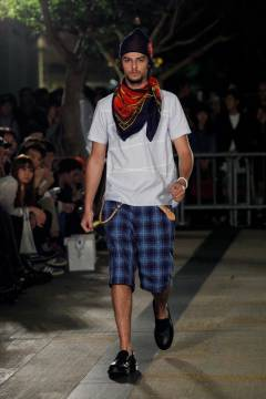WHIZ LIMITED 2012 spring & summer collection look 12