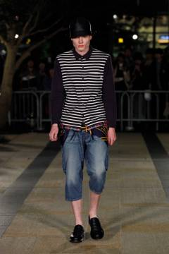 WHIZ LIMITED 2012 spring & summer collection look 13