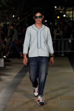 WHIZ LIMITED 2012 spring & summer collection look 14