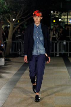 WHIZ LIMITED 2012 spring & summer collection look 15