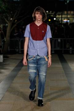 WHIZ LIMITED 2012 spring & summer collection look 16