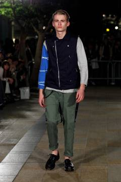 WHIZ LIMITED 2012 spring & summer collection look 17