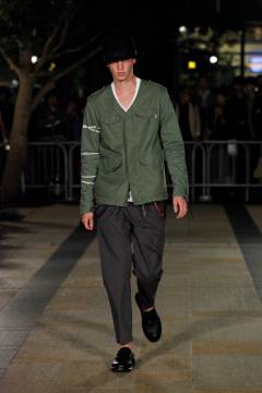 WHIZ LIMITED 2012 spring & summer collection look 18