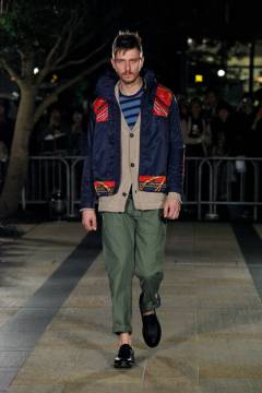 WHIZ LIMITED 2012 spring & summer collection look 3
