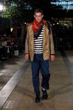 WHIZ LIMITED 2012 spring & summer collection look 5
