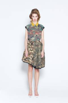 banal chic bizarre 2013 spring & summer womens collection look 1