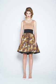 banal chic bizarre 2013 spring & summer womens collection look 2