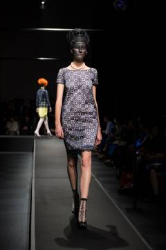 ANREALAGE 2013 spring & summer collection look 19
