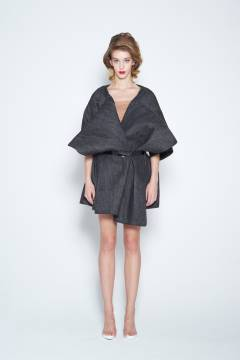 banal chic bizarre 2013 spring & summer womens collection look 9