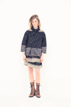 HISUI 2013-2014 autumn & winter collection look 2