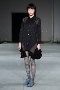 IN-PROCESS BY HALL OHARA 2013-2014 autumn & winter collection look 10
