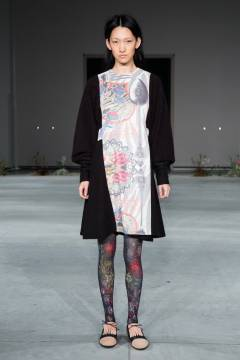 IN-PROCESS BY HALL OHARA 2013-2014 autumn & winter collection look 17