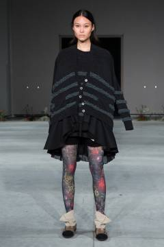 IN-PROCESS BY HALL OHARA 2013-2014 autumn & winter collection look 3