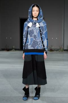 IN-PROCESS BY HALL OHARA 2013-2014 autumn & winter collection look 7