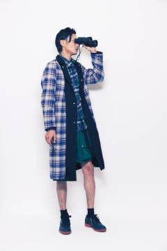 banal chic bizarre 2013-2014 autumn & winter mens collection look 6
