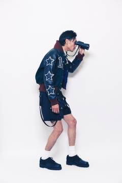 banal chic bizarre 2013-2014 autumn & winter mens collection look 7