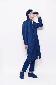 banal chic bizarre 2013-2014 autumn & winter mens collection look 8
