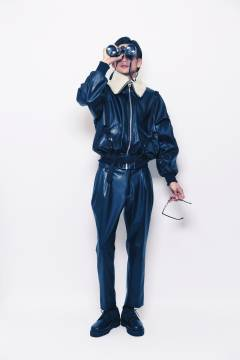 banal chic bizarre 2013-2014 autumn & winter mens collection look 15