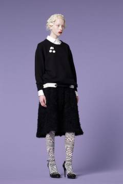 everlasting sprout 2013-2014 autumn & winter collection look 12