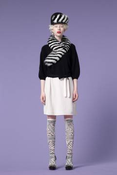 everlasting sprout 2013-2014 autumn & winter collection look 24