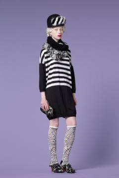 everlasting sprout 2013-2014 autumn & winter collection look 25
